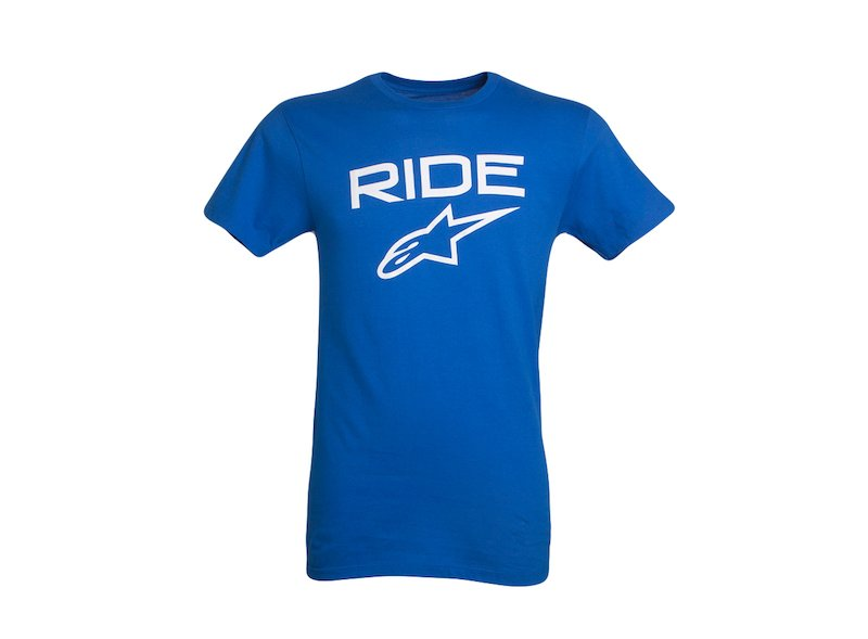 Camiseta Alpinestars Ride - White