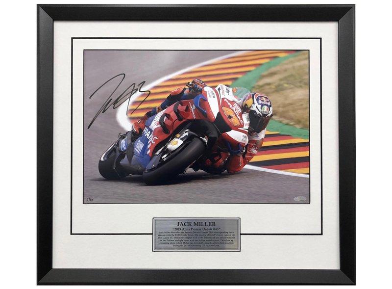 Jack Miller 2019 Pramac Ducati