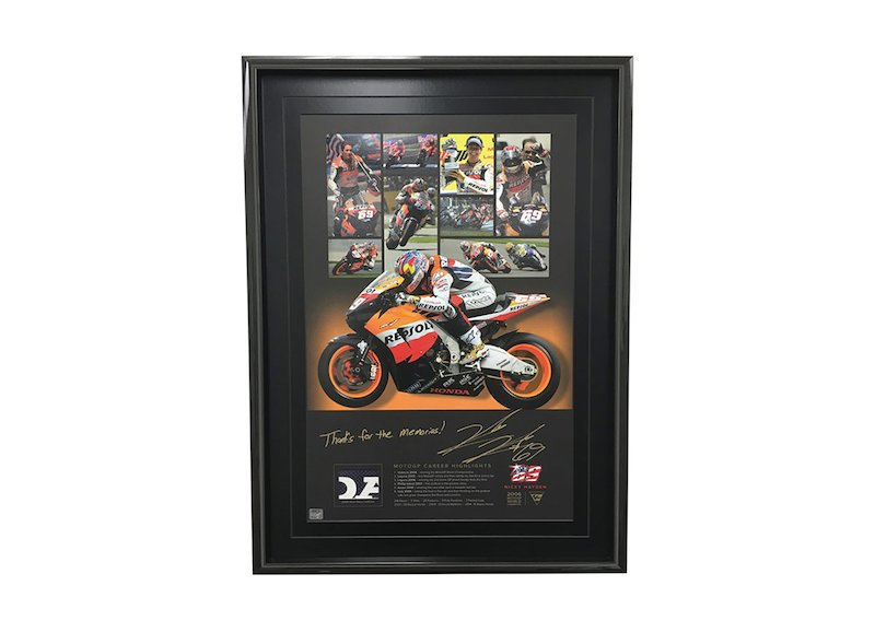 Nicky Hayden MotoGP™ Memories - White