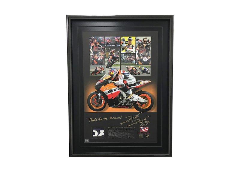 Nicky Hayden MotoGP™ Memorias