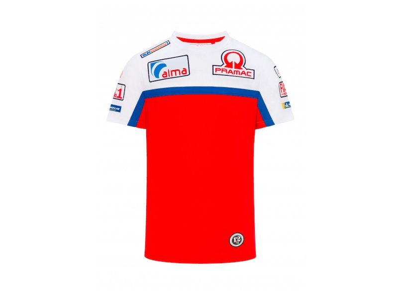 Camiseta Pramac Racing Team