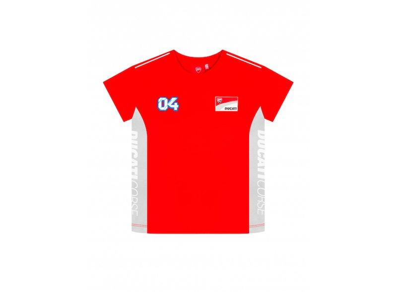Dovi Ducati KId t-shirt - White