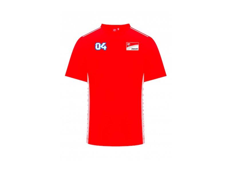 Contrast Sides Dovi 04 T-Shirt