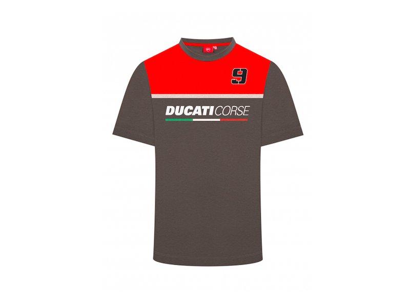 Camiseta Petrucci Ducati Corse - White