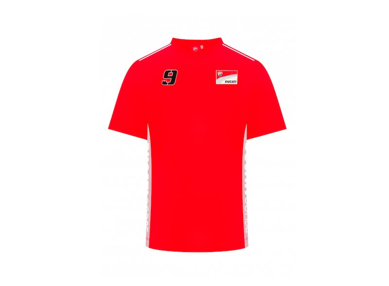 Camiseta Danilo Petrucci Ducati
