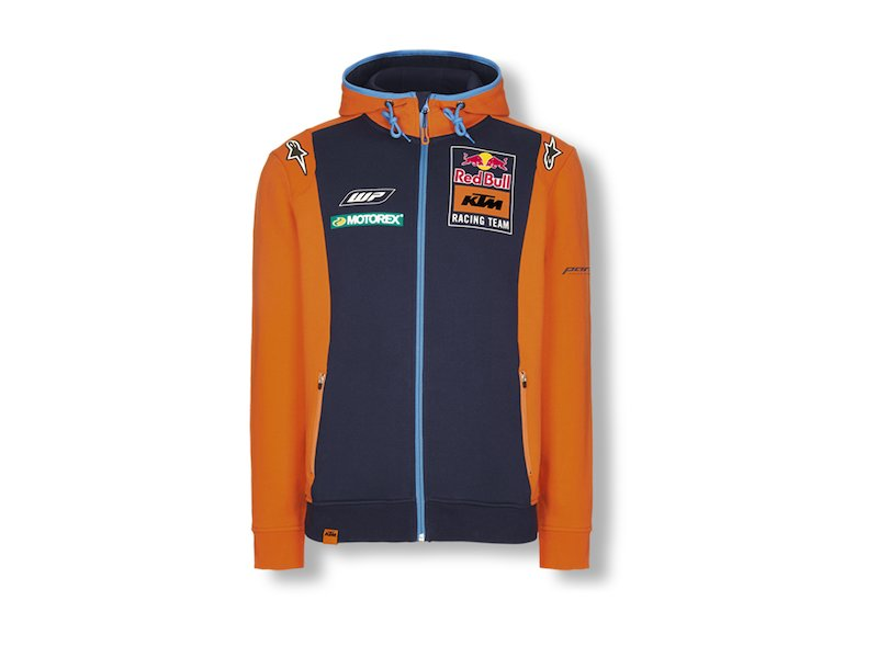 Felpa Red Bull KTM Racing Team - Blue