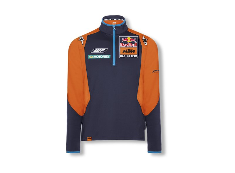 Felpa Red Bull KTM Teamline - Blue