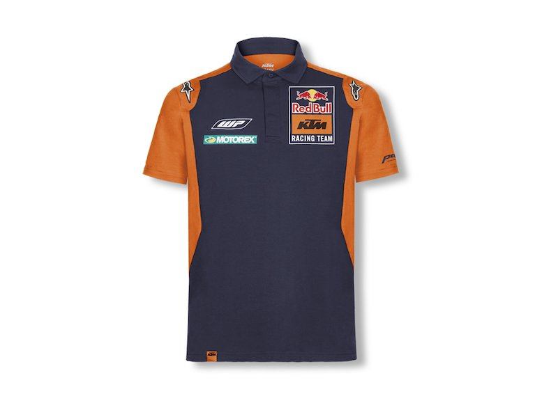 Red Bull KTM Teamline Polo - Blue