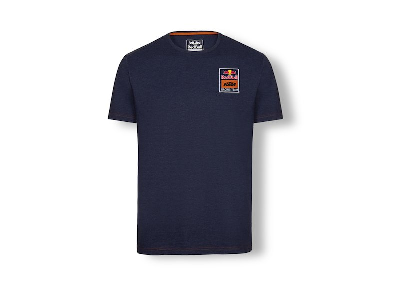 Camiseta Navy Red BUll KTM - Blue
