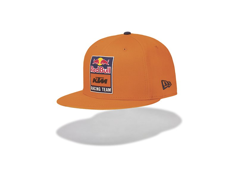 Casquette orange Red Bull KTM