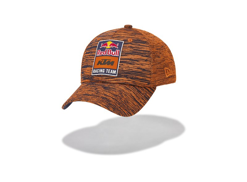 Gorra Engineered Curved Red Bull KTM