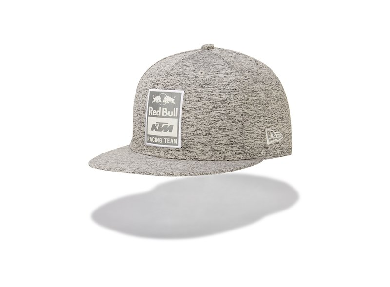 Red Bull KTM Silver Cap - Grey