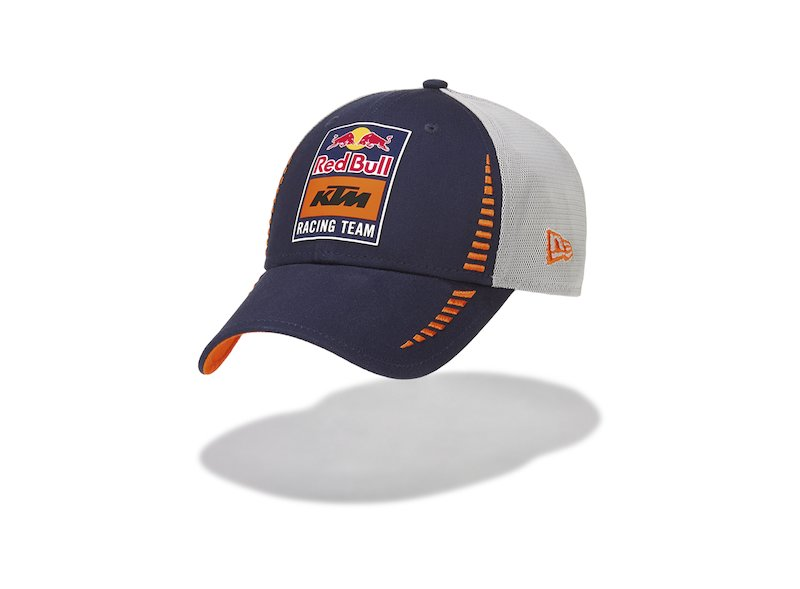 Red Bull KTM Trucker Cap - Blue