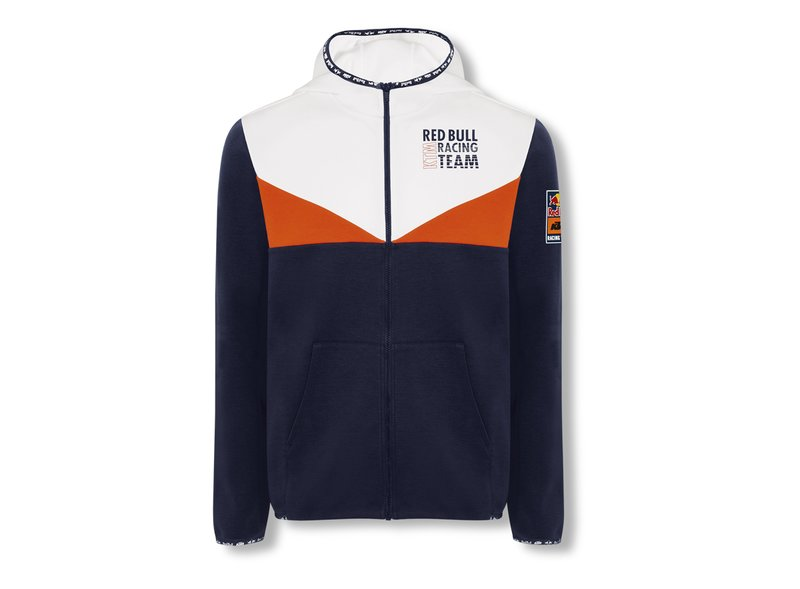 Sweat-shirt zippé Red Bull KTM
