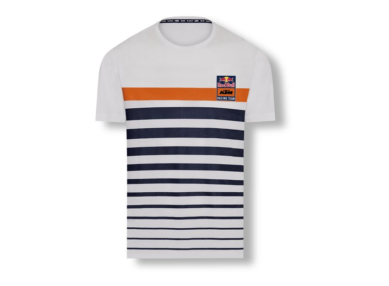 Red Bull KTM Stripe T-shirt - White