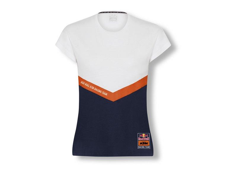 T-shirt  Reb Bull KTM Femme - Blue