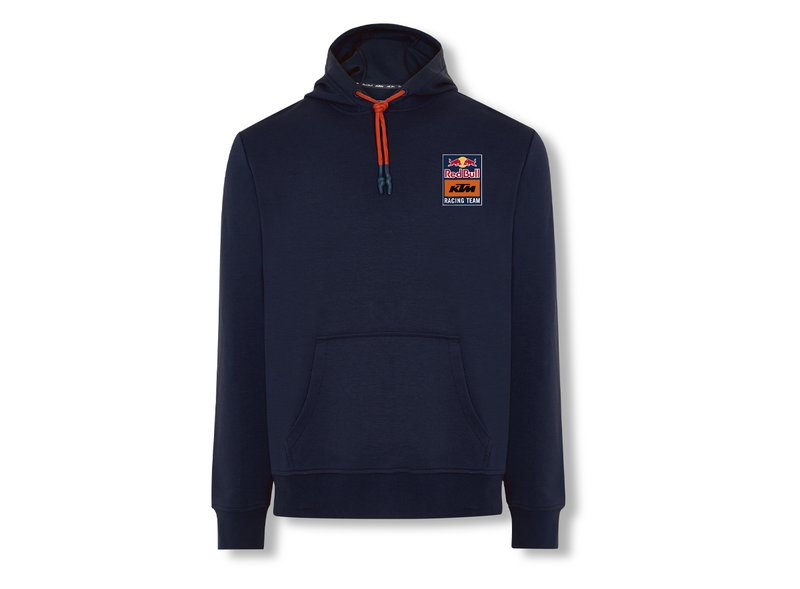 Sudadera Backprint Red Bull KTM