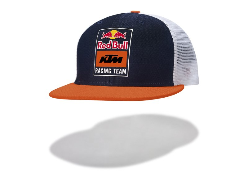 New Era KTM Trucker Cap - Blue