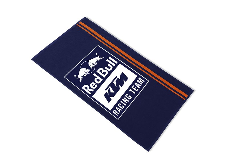 Red Bull KTM Towel - Blue