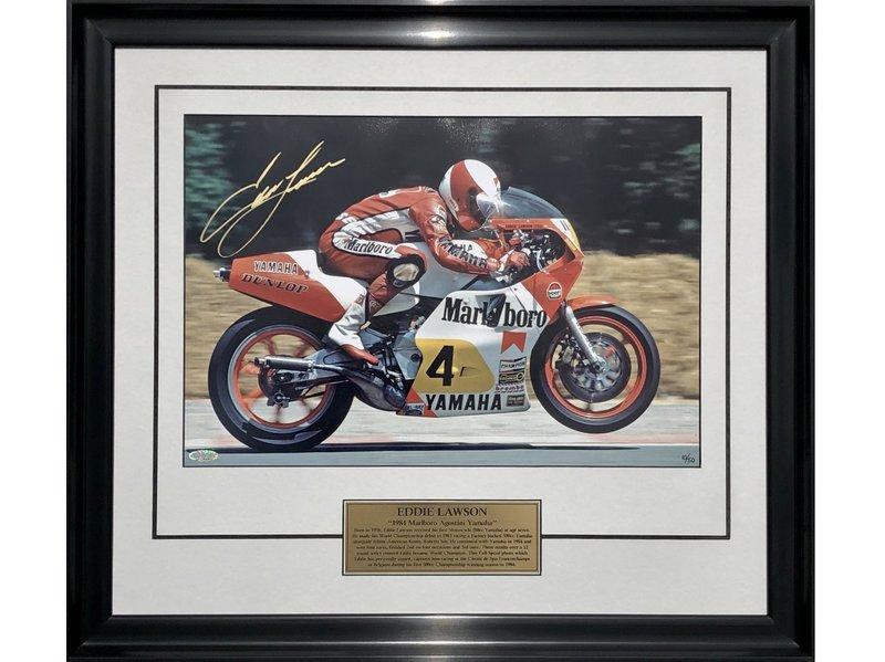 Eddie Lawson 1984, Campeón del Mundo de 500cc