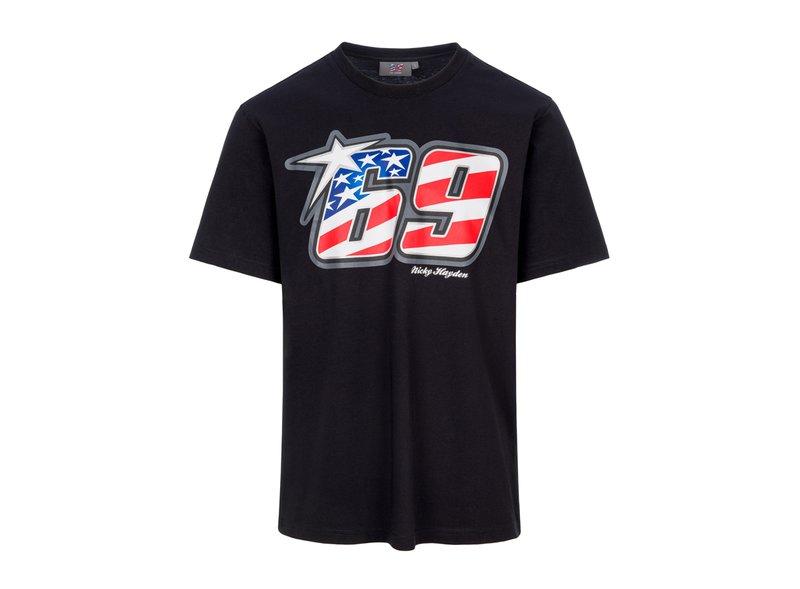 Camiseta Nicky Hayden 69