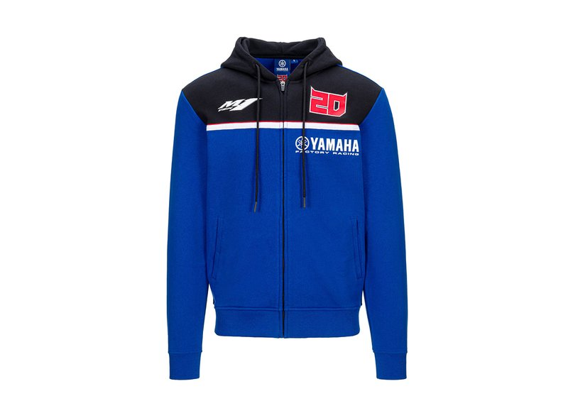 Sweat-shirt Fabio Quartararo Yamaha Dual