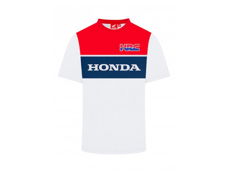 Camiseta Honda HRC Racing - White
