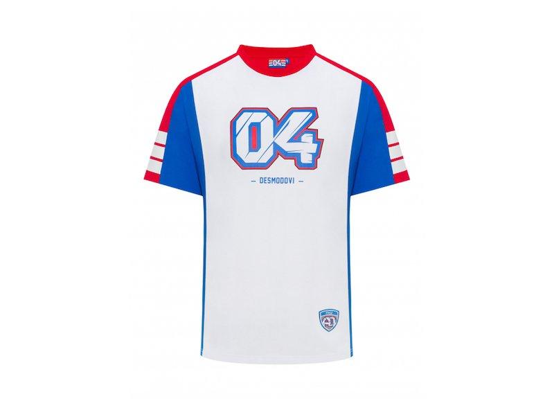 Camiseta Desmodovi 04 - White