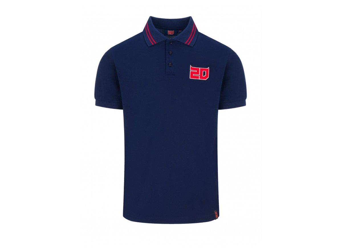 Fabio Quartararo 20 Polo Shirt