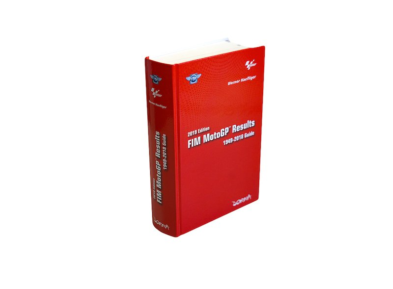 Guia FIM resultados MotoGP Ed. 2019