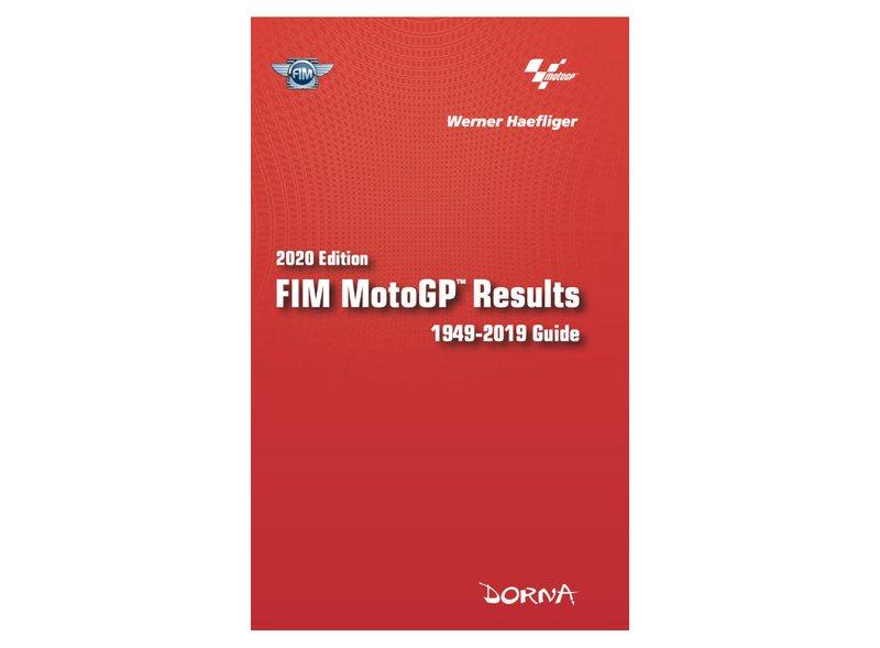 Guida risultati FIM MotoGP Ed. 2020 - Multicolor