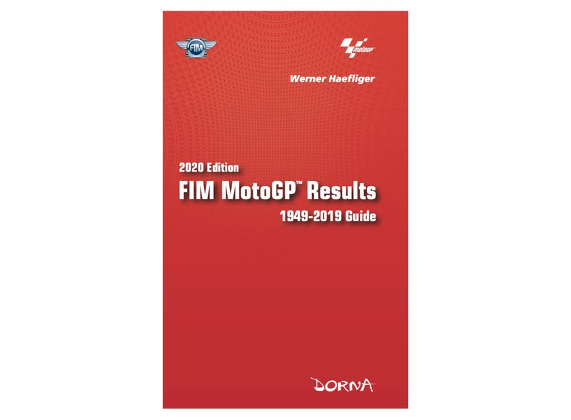 FIM MotoGP results Guide 2020 - Multicolor