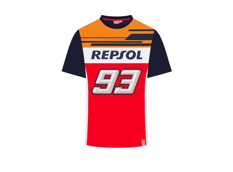Camiseta Marquez 93 Repsol Dual