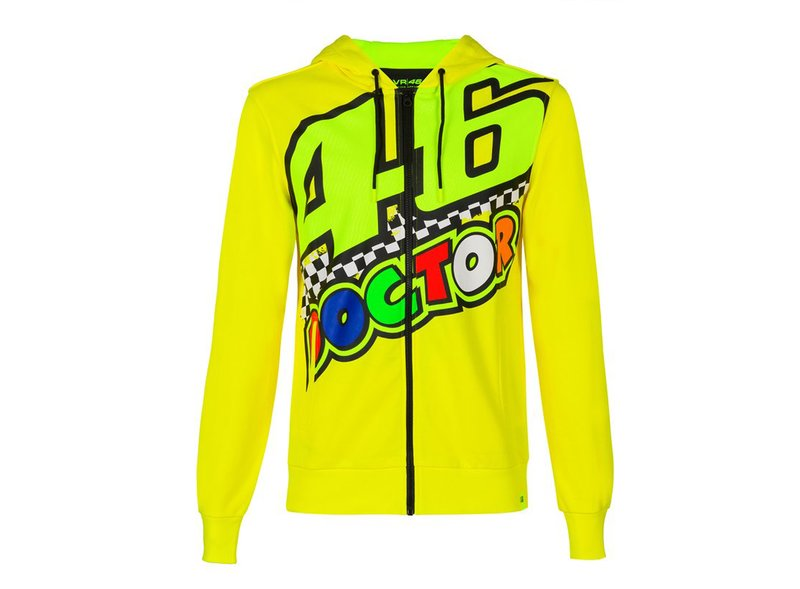 Sweat-shirt Valentino Rossi The Doctor - Multicolor