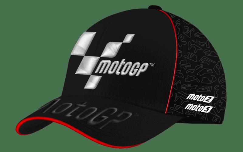 Gorra  MotoGP™ Roja - Multicolor
