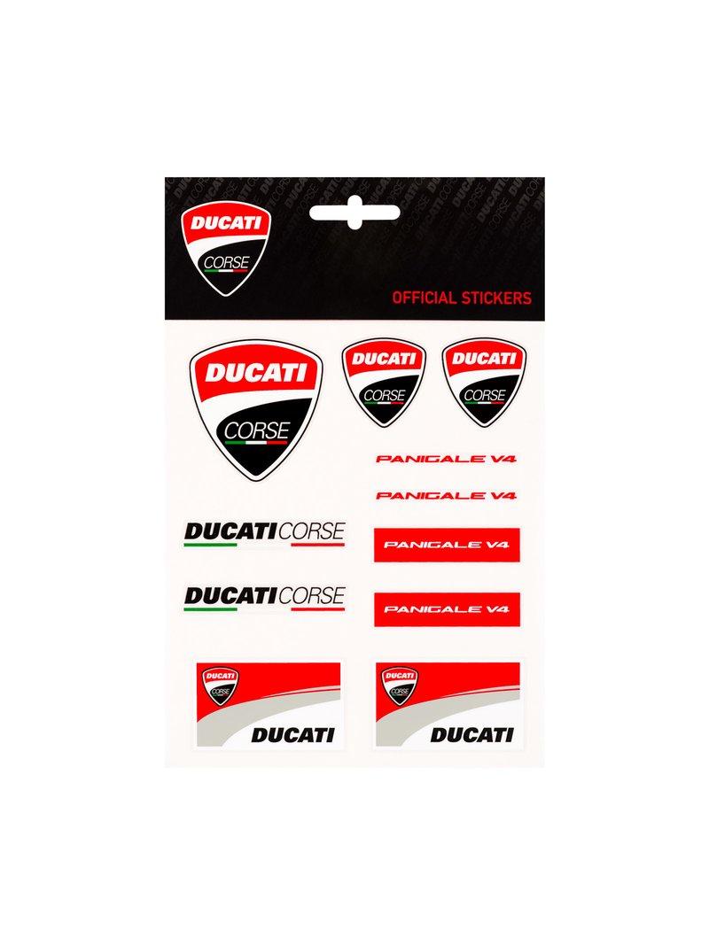 Ducati Corse Stickers