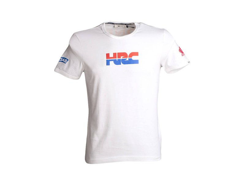 White HRC Honda T-shirt - White