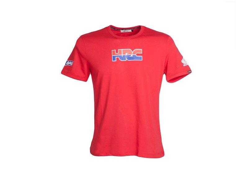 Camiseta HRC Honda Roja