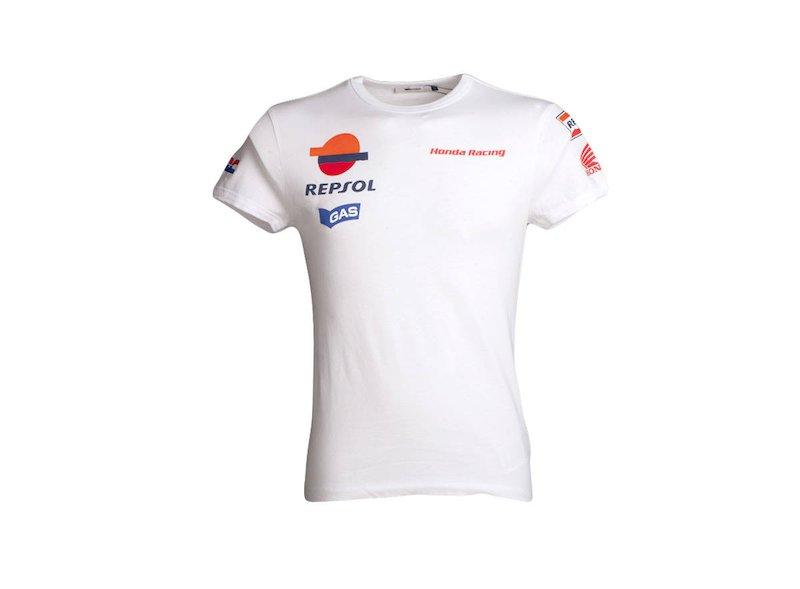 Scuba Gas Repsol Honda T-shirt - White