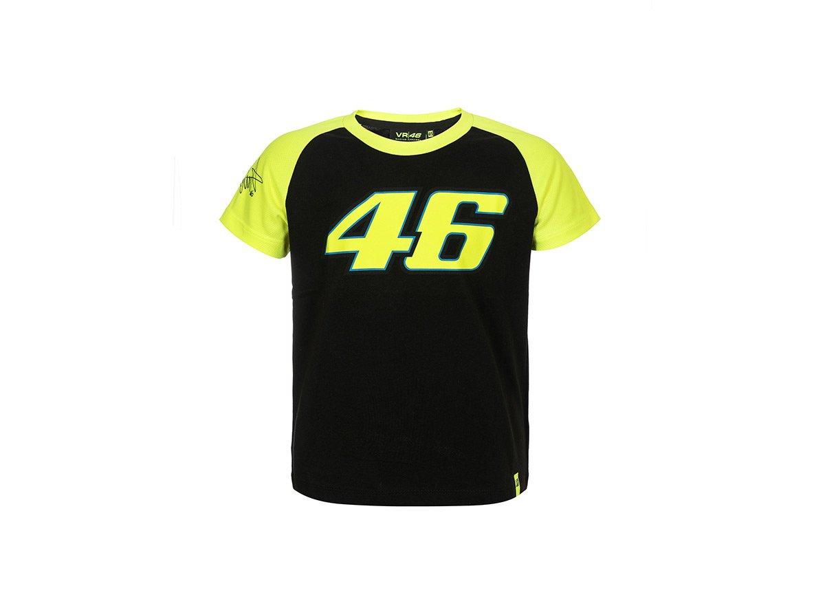 6d94b767fd85 Valentino Rossi VR46 T-shirt Kid - White