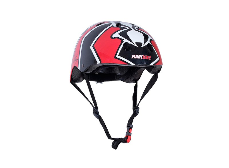 Marc Marquez Helmet Kid - White