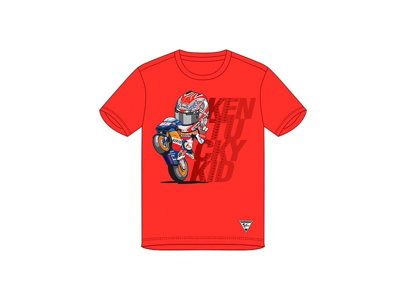 Camiseta Nicky Hayden 69 Niño - White
