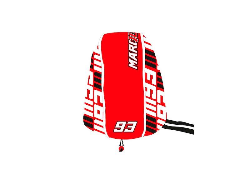 Bolsa Porta Casco Marquez 93
