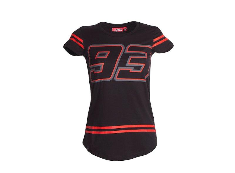 Camiseta Marc Marquez 93 Mujer