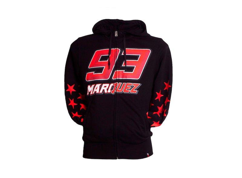 Sudadera Marc Marquez 93 Estrellas