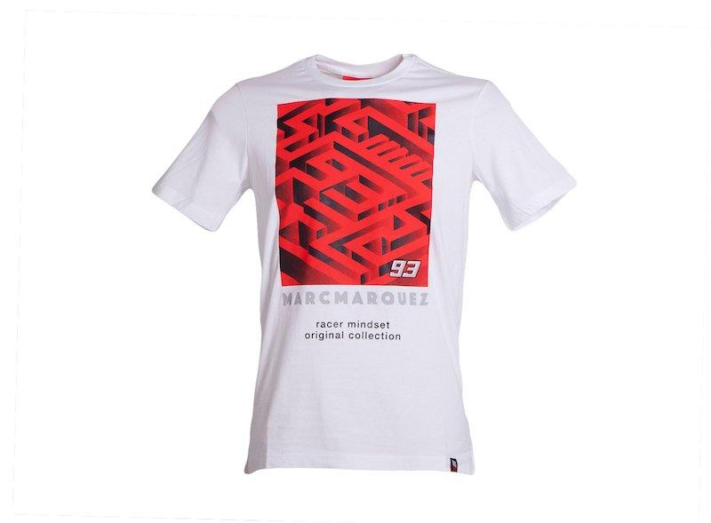 Camiseta Marc Marquez Laberinto