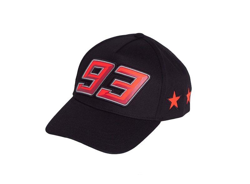 Cappellino Marquez 93 Stelle