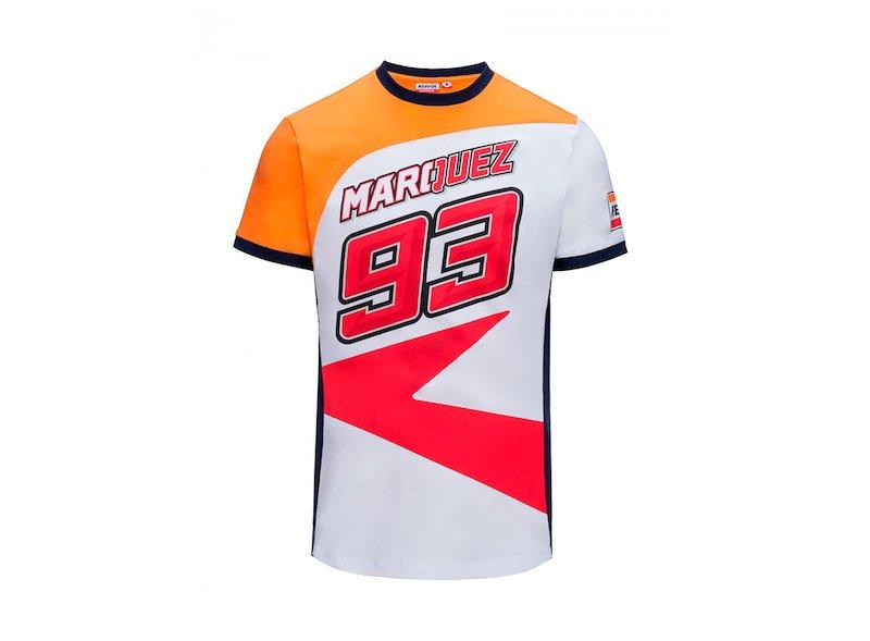 Camiseta Repsol Marc Marquez Dual