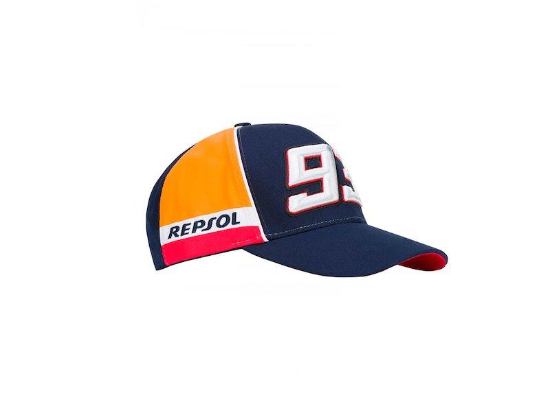 Cappellino Repsol Marquez
