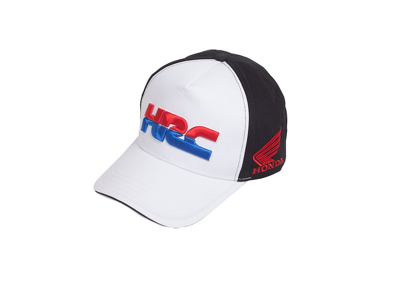 Cappellino Team HRC - White